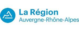 Auvergne Rhone Alps Logo